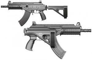 IWI GAP39SB GALIL ACE PISTOL 7.62X39