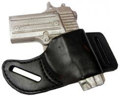 Flashbang 9300LC910 Sophia Belt Slide RH Ruger LC9/LC380 Leather Black - 9300LC910