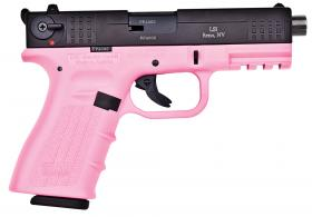 ISSC 111021 M22SD PINK/BLK 22 4.0IN - 111021