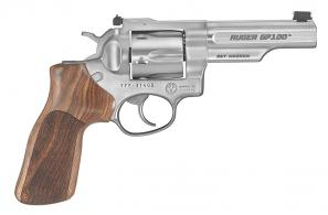 Ruger KGP141MCF 357 MTCH 4.2 Stainless Steel - 1755