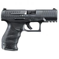 "Walther Arms PPQ M2 DAO 9mm 4"" 10+1 Poly Grip/Frame Black - 2796067"