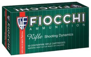 Fiocchi 7MM08HSA Shooting Dynamics 7mm-08 Remington 139 GR SST 20 Bx/ 10 Cs - 7MM08HSA