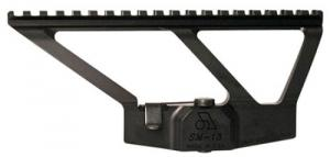 Arsenal SM13 Accessory Rail For AK Variants Picatinny/Quick Release Style Black - SM-13