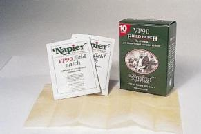 Napier 4726F VP 90 Field Patch Gun Cleaning Wipes 2 ml - 4726F