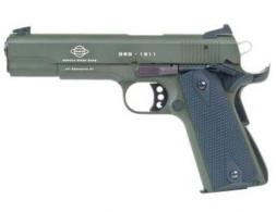 American Tactical Imports 2210M1911G 1911 .22 LR  Orange Drab Green 10RD - 2210M1911G