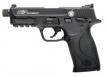 "Smith & Wesson 10199 M&P 22 Compact Single 22 Long Rifle (LR) 3.5"" TB 10+1 Blac - 10199"