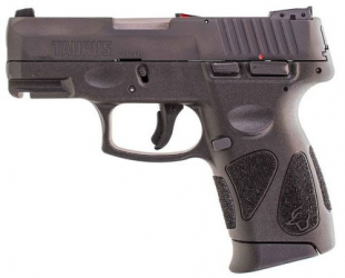 Taurus G2C 9mm 3.2\ 12+1 Black