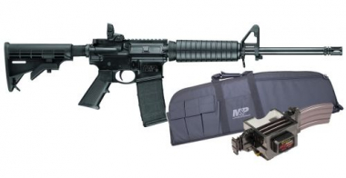 Smith & Wesson M&P15 SPORT II KIT 5.56