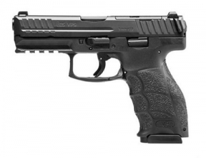 Heckler & Koch (H&K) VP9 Optics Ready 9mm 4.09 17+1 Black