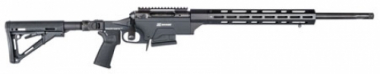 Savage 10 Ashbury Bolt 6.5 Creedmoor 24 5+1 Synthetic Black Stock