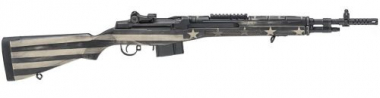 Springfield M1A Scout Squad 7.62/308 Sand/Blk Flag