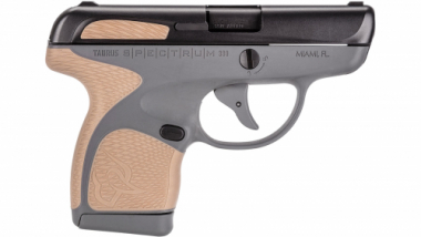 Taurus Spectrum 380ACP 2.8\ 6/7RD Bronze Gold/Gray/Black