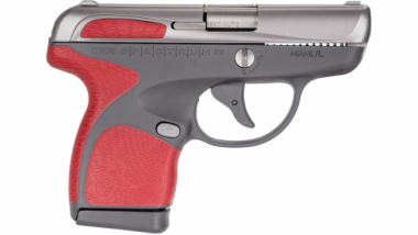 Taurus Spectrum 380ACP 2.8\ 6/7RD Torch Red/Gray/SS
