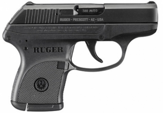 Ruger LCP 6+1 .380ACP 2.75\