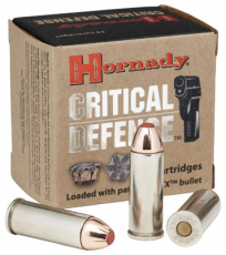 Hornady .22 MAG  45gr Critical Defense 50rd