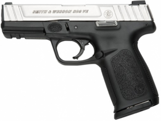 S&W SD9VE 16+1 9mm 4\