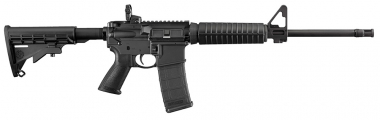 Ruger AR556 .223 16.1 FLD 30R Black Synthetic
