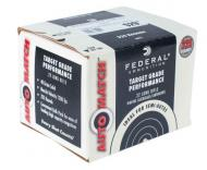 Federal 22 Long Rifle 40 Grain Lead AM22 325 pack