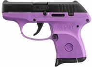 Ruger 3725 LCP Lady Lilac 6+1 380ACP 2.75