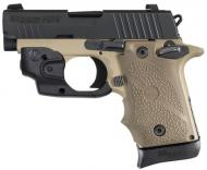 Sig Sauer P238 Combat 380acp 2tone with laser