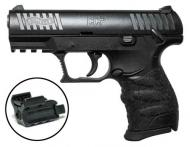 Walther CCP 9mm 8rd 3.54 w/Lasermax Laser