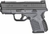 Springfield Armory XD-S Essentials Pkg 9mm 8+1 Grey Grips