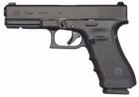 Glock G22 Gen 4 Double Action 40 Smith & Wesson (S&W) 4.4 15+1 Black - UG2250203