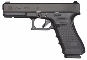 Glock G22 Gen 4 Double 40 Smith & Wesson (S&W) 4.4 15+1 Black