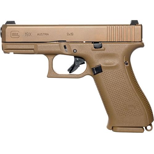 Glock 19X 9mm GNS 19+1