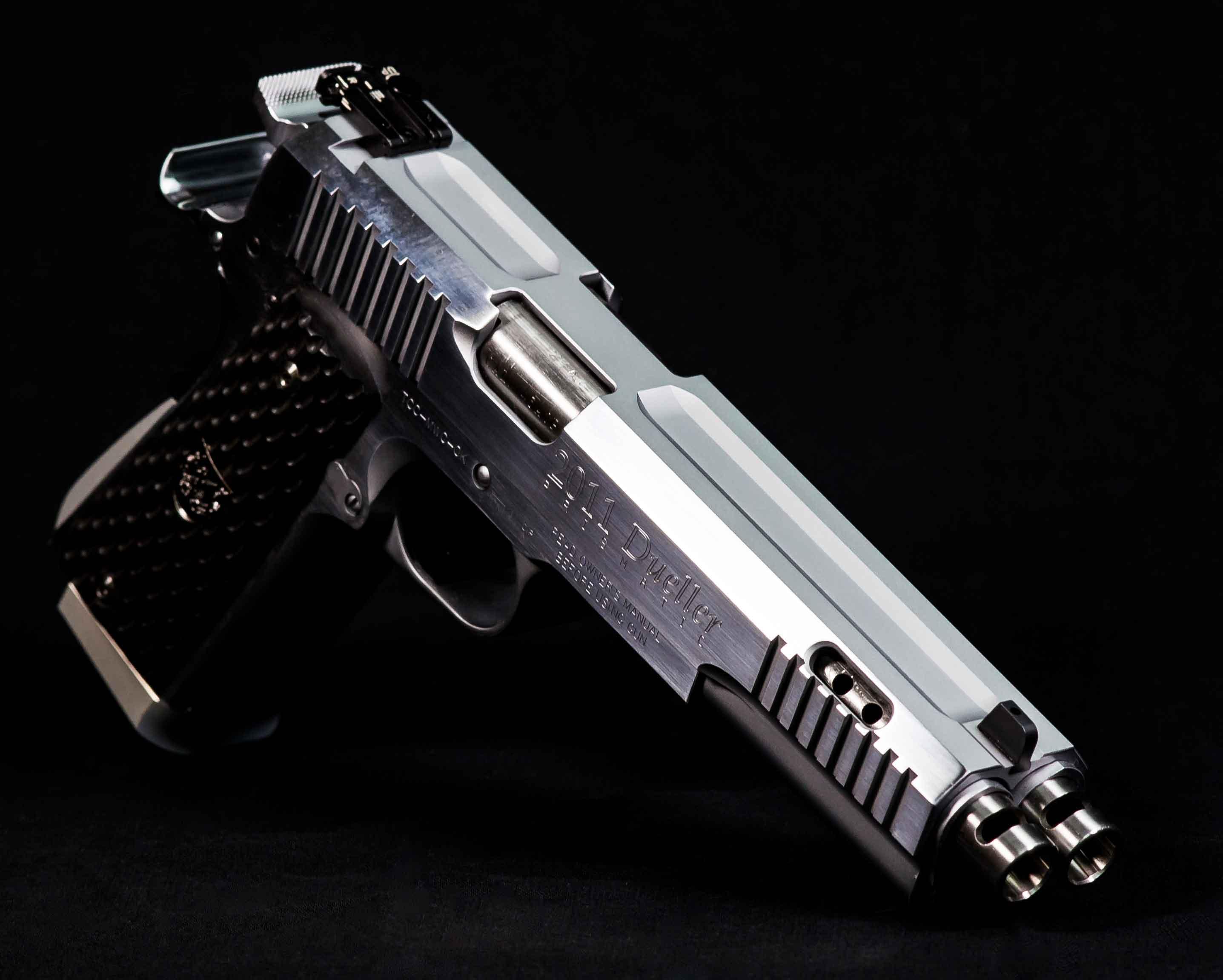 Arsenal Firearms Af2011 A1 Prismatic Dueller 45acp