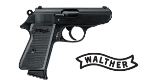 Walther Arms PPK/S .22 22LR TB