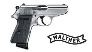 Walther Arms PPK/S .22 22LR