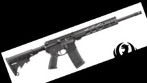 Ruger AR-556 .223REM/5.56NATO 30+1RD