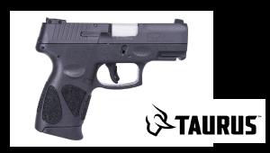 Taurus G2C 9mm 12+1RD