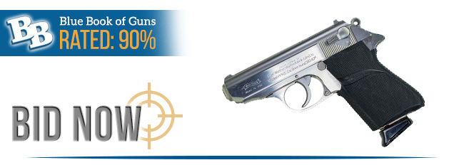 BLUE BOOK OF GUNS RATED 90%