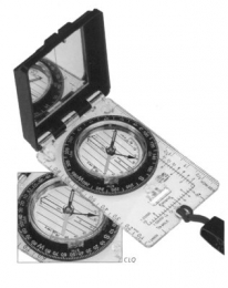 Silva Compass w/Large Sighting Mirror