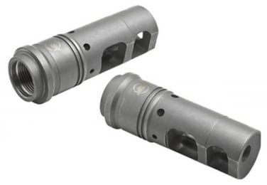 Surefire SFMB556 Suppressor Adapter Muzzle Brake M16/M4 5.56mm Stainless Steel