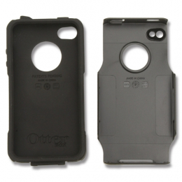 OtterBox Commuter Series™ For iPhone™ 4 - Black