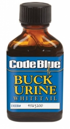 Code Blue Buck Urine Perfect For Use All Season Long