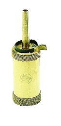 CVA Flask Field Model Brass 2.5oz