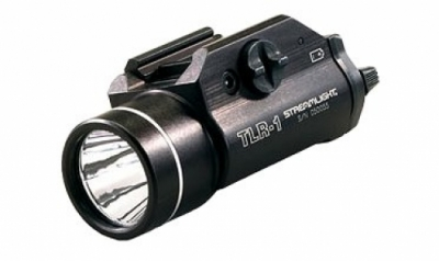 Streamlight TLR1 Weapon Mounted Tactical Flashlight