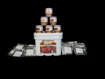 Buds Survival Food Combo By Survival Cave Foods 319 Servings $479.00 Value!