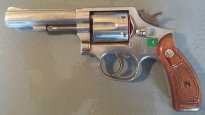 Used S&W Model 64 38sp Round B