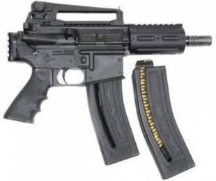 CPA M4-22 LR PISTOL 2-10RD MAGS
