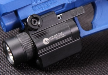 Kinetic Concealment KC LC-01 Green Laser LED Combo