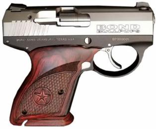 Bond Arms BULLPUP9 9mm 3 35 7+