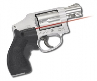 Crimson Trace Lasergrip For S&W J Frame Round Butt