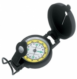 Silva Black Lensatic Compass