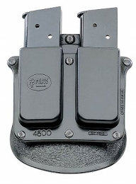 Fobus Double Magazine Pouch w/Paddle Attachment