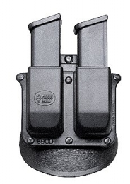 Fobus Double Magazine Pouch w/Adjustable Paddle